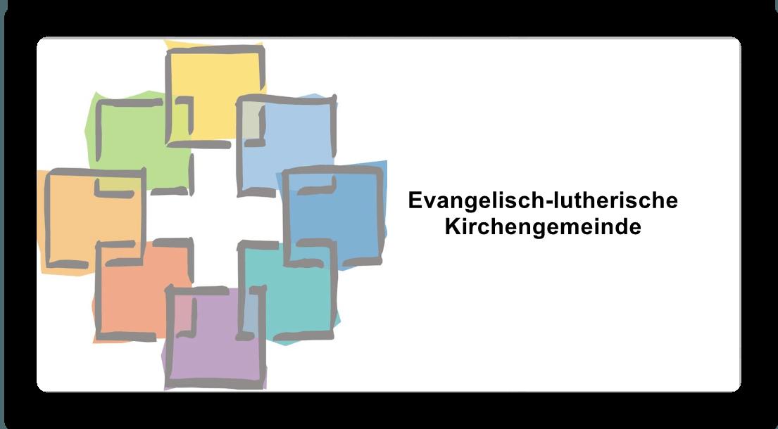 Grupenhagen Logo Ev. luth. Kirche
