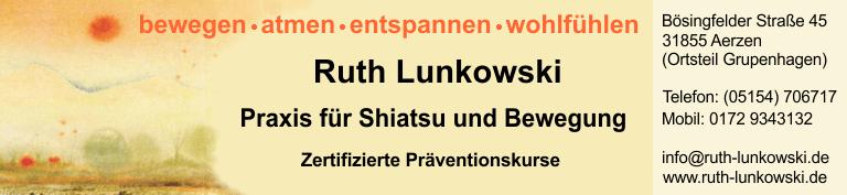 Grupenhagen Logo Ruth Lunkowski Shiatsu