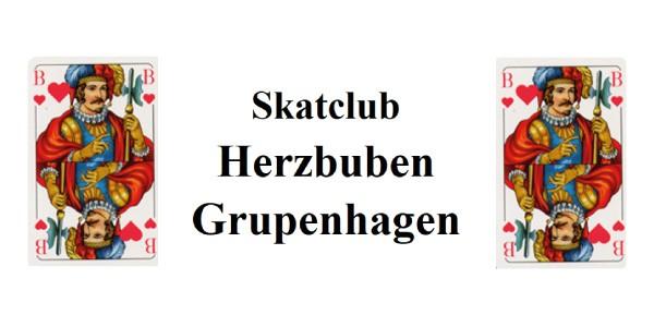 Grupenhagen Logo Skatclub Herzbuben
