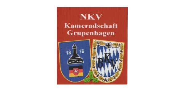 Grupenhagen Logo Niedersächsische Kameradschaftsvereinigung NKV